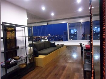 PREMIUM APARTMENT,MADRID CENTER WITH SPA & VIEW