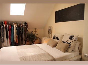 Suite con baño propio en ático dúplex