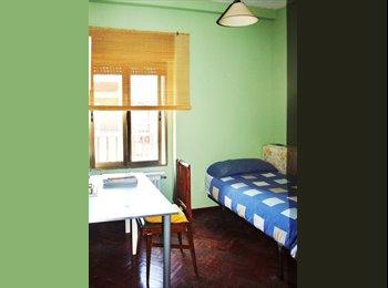 EasyPiso ES - habitación exterior luminosa - Centro Ciudad, Salamanca - 150 € por mes