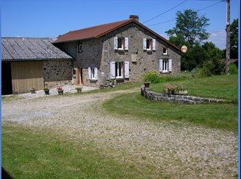 Appartager FR - Colocation en périphérie de Limoges - Saint-Just-le-Martel, Limoges - 220 € / Mois