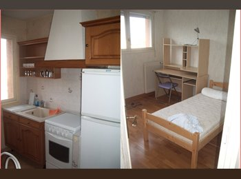 Appartager FR - chambre  meublée en colocation - Villejean - Beauregard, Rennes - 305 € / Mois