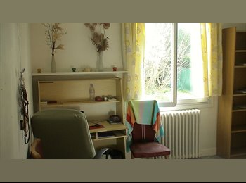 Colocation tranquille - Quiet roomshare