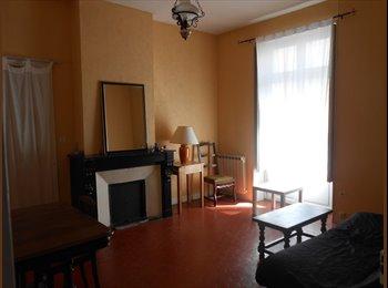 Appartager FR - Chambre avec Wifi pour etudiants ou salariés - Béziers, Béziers - 350 € / Mois