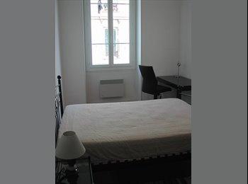 Appartager FR - 3Pièces Nice Centre- 1 chambre disponible - Cœur de Ville, Nice - 520 € / Mois