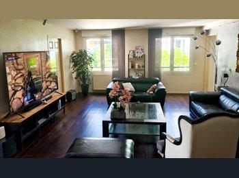 Appartager FR - Chambre à louer Annemasse - Frontière Genève - Annemasse, Annemasse - 550 € / Mois