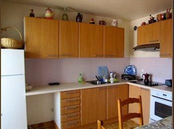 Appartager FR - Jolies chambres meubléés dans un bel appartement - Antibes, Cannes - 450 € / Mois