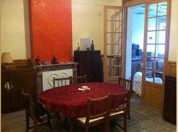 Appartager FR - Une chambre dans une grande maison tout confort - Amiens, Amiens - 330 € / Mois