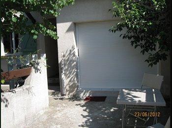Appartager FR - Studio meublé près villa - Montpellier-centre, Montpellier - 450 € / Mois