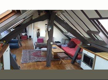 Appartager FR - Chambre disponible dans appartement charmant !! - 10ème Arrondissement, Paris - Ile De France - 500 € / Mois