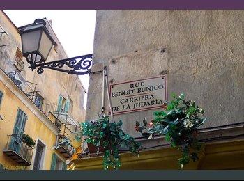 3 chambres dans super 65 M2 Vieux Nice