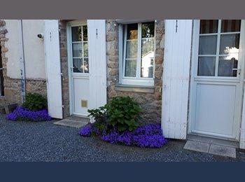 Appartager FR - T2 meublé équipé PORNICHET salarié Aibus, STX - Pornichet, Saint-Nazaire - 490 € / Mois