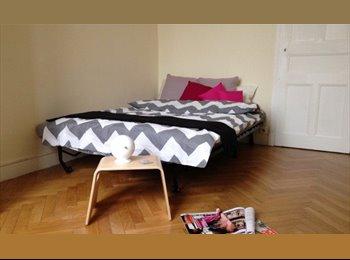 Chambre lumineuse et meublée au calme - APL Wifi
