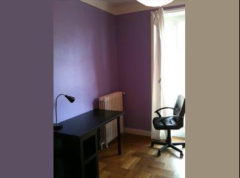 Lyon Centre colocation meublée, bail indépendant