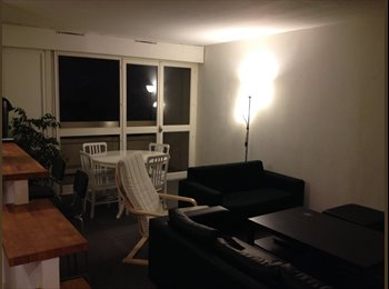 1 chambre dans Appart' 5 pièces de 98m² prox.RER C