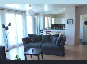 Appartager FR - Bel appartement à 8mn des FACS au pied du tram - Dijon, Dijon - 370 € / Mois