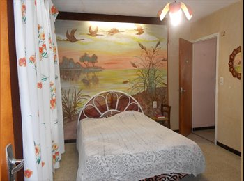 Colocation Chambre meublée dans villa
