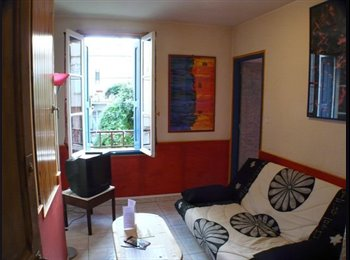 F2 très calme centre furnished flat very safe area