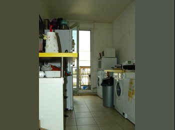 Appartager FR - Colocation à 3. - La Plaine-Saint-Denis, Paris - Ile De France - 468 € / Mois