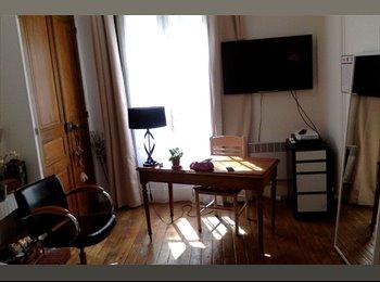 Paris 2ème Chambre de 15m2