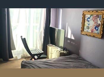 Appartager FR - colocation dans beau 2 pièces avec terrasse - 11ème Arrondissement, Paris - Ile De France - 750 € / Mois