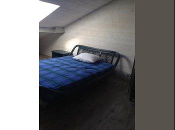 Appartager FR - Appartement de charme  tout confort T4 , sous toit - Hendaye, Biarritz - 850 € / Mois
