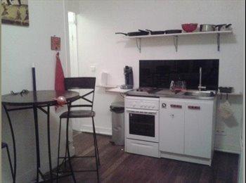 Appartement meublé à louer en colocation