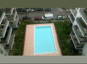 Appartager FR - IDEAL ETUDIANT(E) - Metro à 200m-Piscine-terrasses - 7ème Arrondissement, Lyon - 450 € / Mois