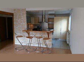 Appartager FR - chambre à louer en collocation dans F3 - Annemasse, Annemasse - 550 € / Mois