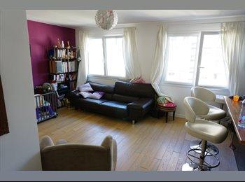 Appartement 80m3 pour 3 personnes, rénové équipé