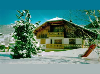 Appartager FR - Colocation dans villa Cluses - Cluses, Annemasse - 600 € / Mois