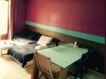 Appartager FR - Colocation agréable à Bons en Chablais - Bons-en-Chablais, Annemasse - 400 € / Mois