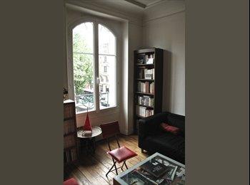 Appartager FR - Chambre à louer au coeur du village Jourdain - 20ème Arrondissement, Paris - Ile De France - 729 € / Mois