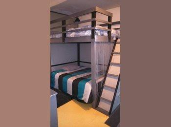 Appartager FR - chambre à louer chez l'habitant pour la nuit - La Rochelle, La Rochelle - 380 € / Mois