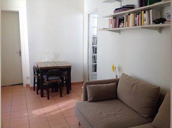 Appartager FR - Coloc ou échange d'appart Place d'Italie - 13ème Arrondissement, Paris - Ile De France - 525 € / Mois
