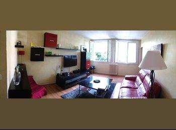 Appartager FR - Location (coloc)  d'un beau T3 tout confort de 70m - Amidonniers - Compans, Toulouse - 450 € / Mois