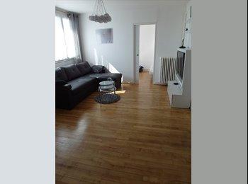 Appartager FR - colocation 3 pièces 60m2 Canclaux - Centre Ville, Nantes - 290 € / Mois