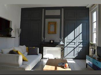 Appartager FR - Chambre 16m2 meublée dans appartement de 80m2 - 2ème Arrondissement, Lyon - 550 € / Mois