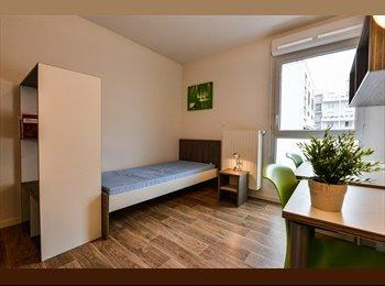 Appartager FR - STUDIO ETUDIANT, QUARTIER JEAN-JAURES - 7ème Arrondissement, Lyon - 509 € / Mois