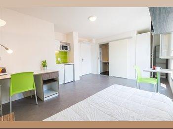 Appartager FR - STUDIO ETUDIANT SUN7, QUARTIER BERTHELOT - 8ème Arrondissement, Lyon - 499 € / Mois