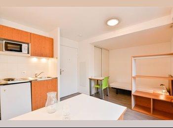 Appartager FR - STUDIO ETUDIANT, QUARTIER GRANGE BLANCHE - 8ème Arrondissement, Lyon - 554 € / Mois