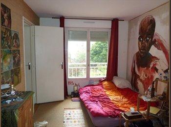 Appartager FR - 2 chambres au Père-Lachaise - 20ème Arrondissement, Paris - Ile De France - 735 € / Mois