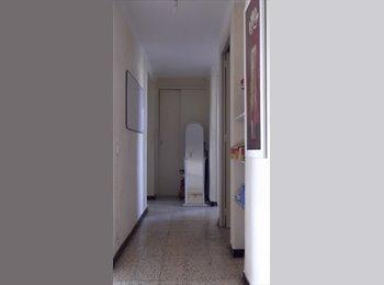 Appartager FR -  CHAMBRE MEUBLEE, DISPONIBLE JUIN JUILLET ET AOUT - Montpellier-centre, Montpellier - 370 € / Mois