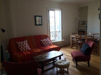Appartager FR - International flatshare - 16ème Arrondissement, Paris - Ile De France - 780 € / Mois