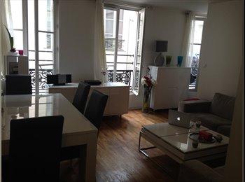 Appartager FR - Chambre Indépendante avec salle de bains privée - 9ème Arrondissement, Paris - Ile De France - 800 € / Mois