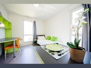 Appartager FR - STUDIO ETUDIANT, QUARTIER BERTHELOT - 8ème Arrondissement, Lyon - 479 € / Mois