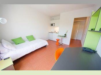 Appartager FR - STUDIO ETUDIANT, Proche Grange Blanche (T2 Bastié) - 8ème Arrondissement, Lyon - 495 € / Mois