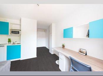 Appartager FR - STUDIO ETUDIANT ESTUDIS7, Quartier Berthelot - 7ème Arrondissement, Lyon - 469 € / Mois