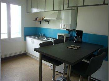 Appartager FR - Colocation à 2 personnes - Saint-Nazaire, Saint-Nazaire - 350 € / Mois