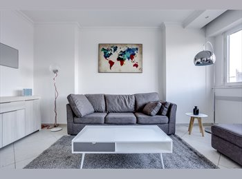 Appartager FR - bedroom 4 (double bed) Butte aux Cailles - 13ème Arrondissement, Paris - Ile De France - 770 € / Mois