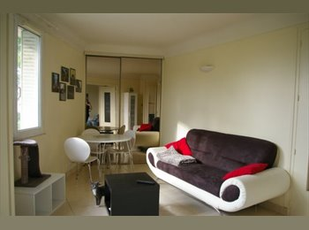 1 chambre disponible dans T3 53m²